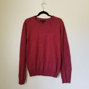 Maroon Pull Over Sweater